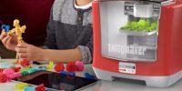 Mattel lancia la prima stampante 3D per bambini, la ThingMaker