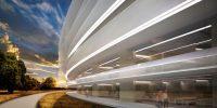 La nave spaziale finalmente decolla: un primo sguardo al nuovo campus di Apple