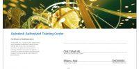 One Team diventa Centro di Formazione Autorizzato Autodesk