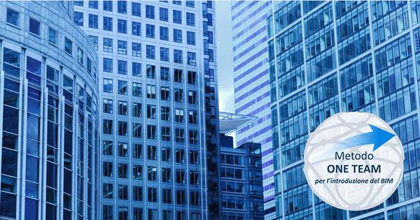 metodo one team per lo sviluppo e la gestione immobiliare