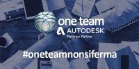 One Team e Autodesk per la continuità del tuo business