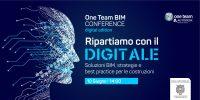 Cinque proposte per cambiare: One Team BIM Conference 2020