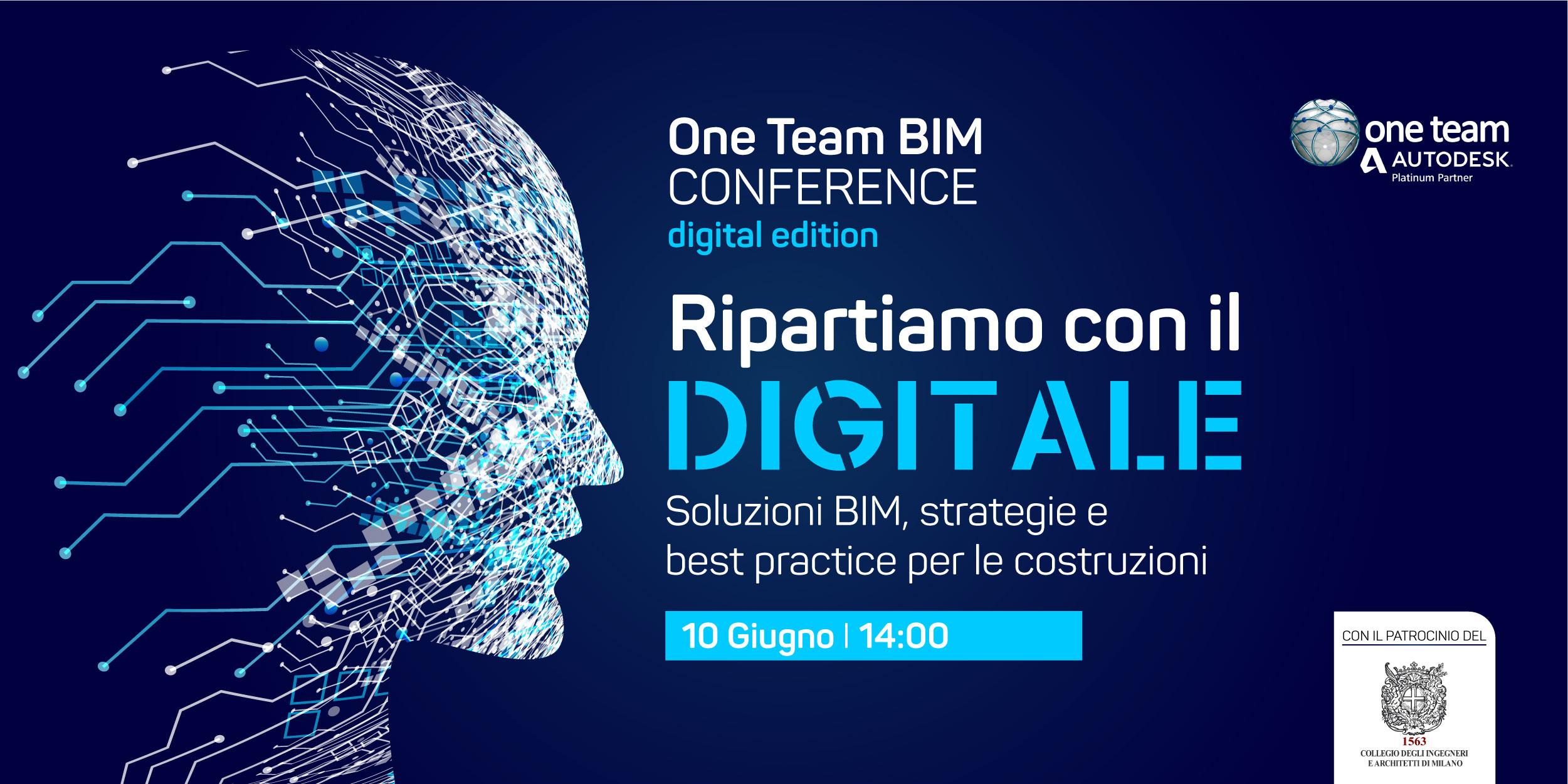 one team bim conference
