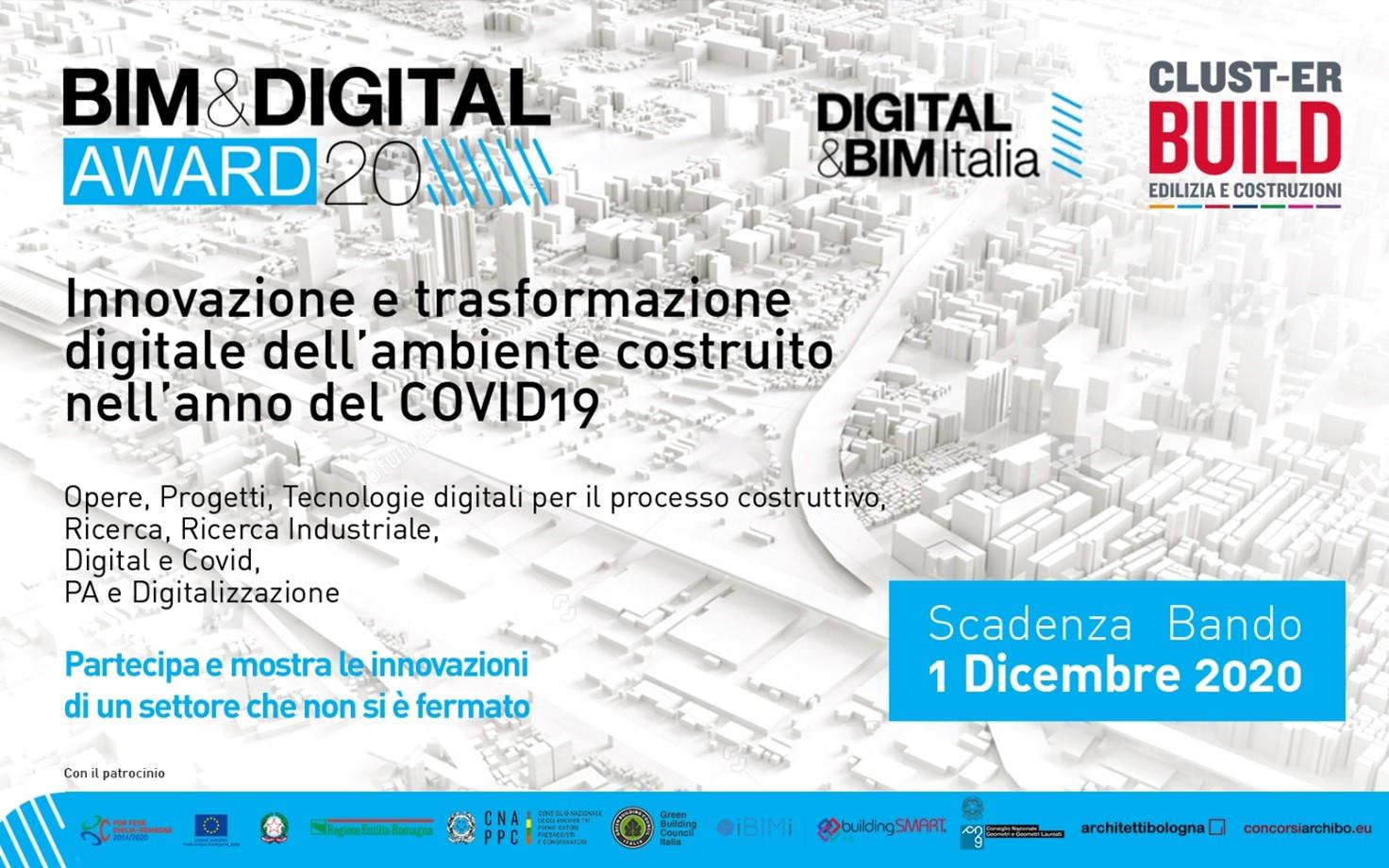 digital&BIM award