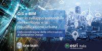 Dal building alla rigenerazione urbana: il futuro del BIM e GIS