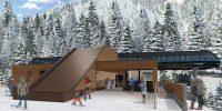 One Team e Policreo per il nuovo impianto sciistico di Cortina realizzato in BIM