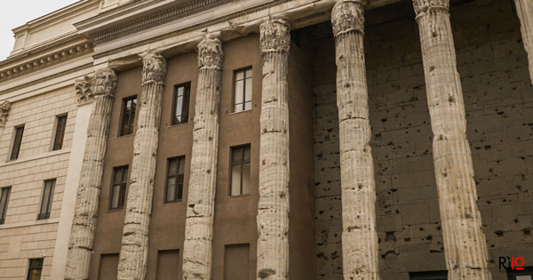 tempio di adriano rilo