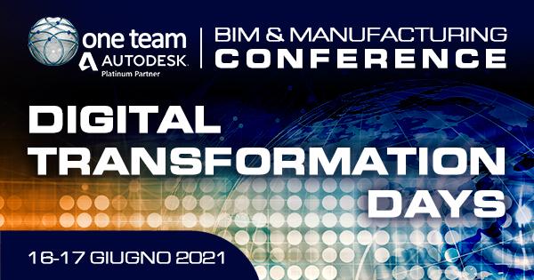 one team digital transformation days